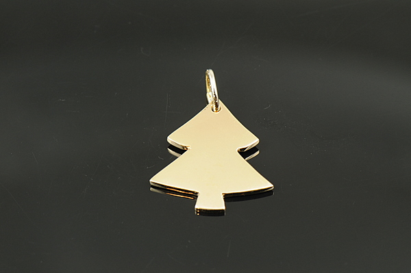 Christmas Tree Charm -0