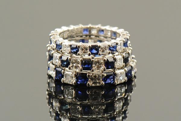 Diamond and Sapphire-0