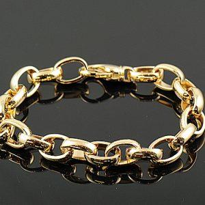 Gold & Charm Bracelets