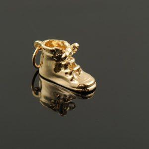 Baby Shoe Charm-0